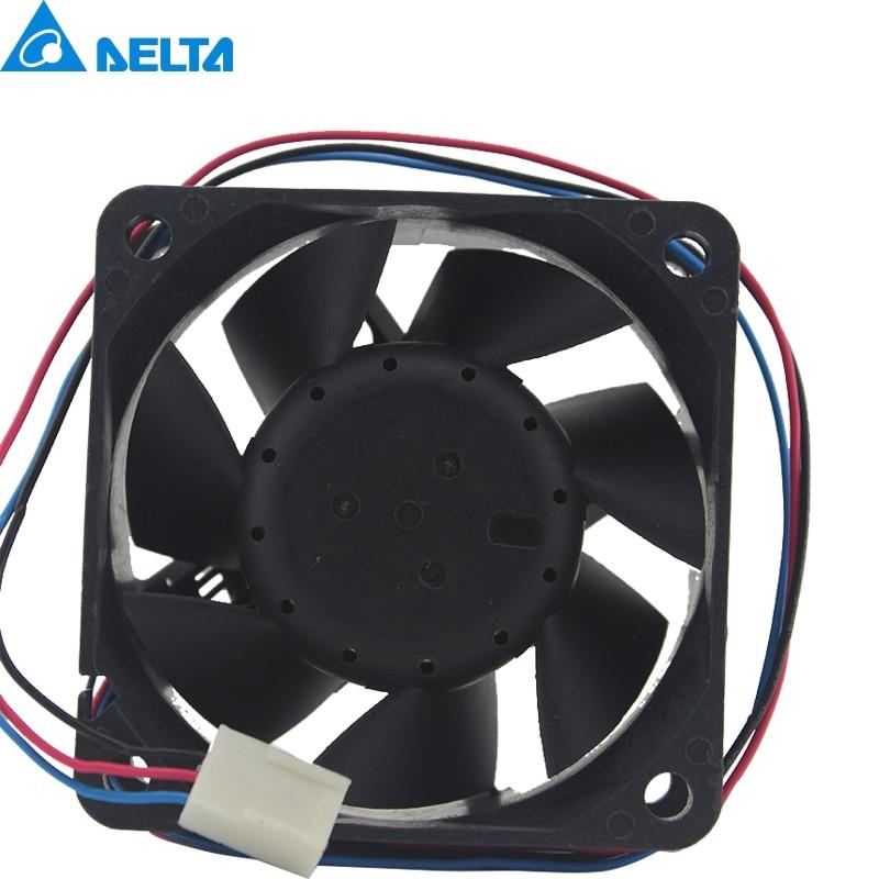 Freeshipping AFB0624VH 6cm inverter fan 6025 24V 0.15A