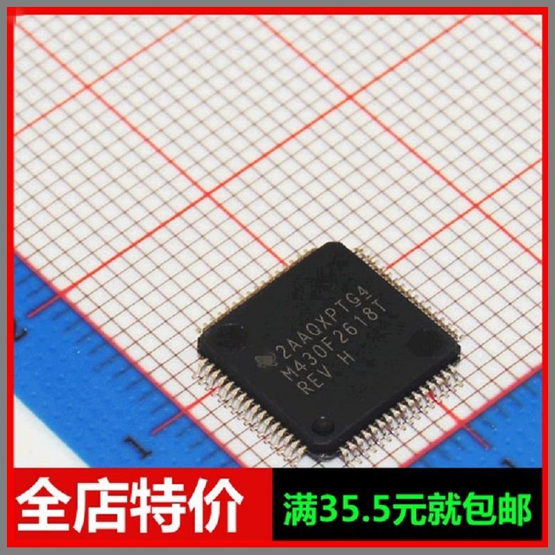 MSP430F2618TPMR Package / LQFP64 MSP430 MCU
