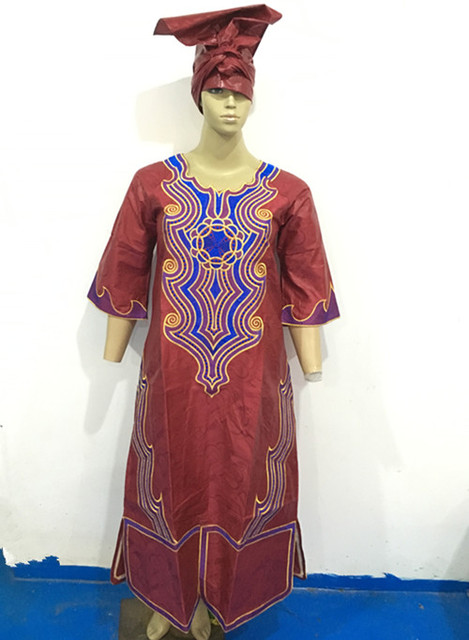 Dresses From Guinea
