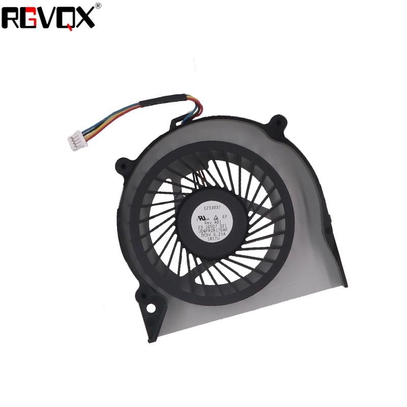 Купить с кэшбэком New Laptop Cooling Fan For SONY SVE17 Replacement Cooler