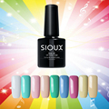 Sioux 1 pc uv gel nail polish UV Nail Gel Polish UV&LED Shining Colorful 144 Colors 8ml Long lasting soak off