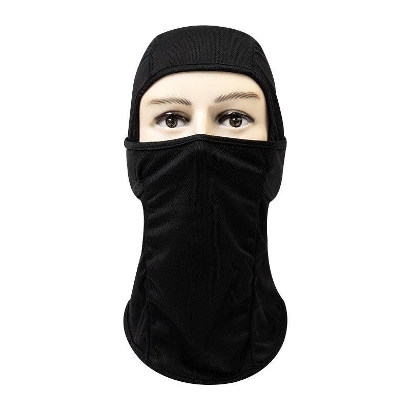 Outdoor Cycling Balaclava UV Protection Face Cap Mask Bicycle Ski Bike Ride Snowboard Sport Headgear Helmet Liner Paintball Hat