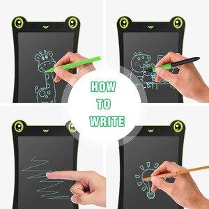 Image 5 - NEWYES Tableta Digital portátil, placa de análisis, 8,5 pulgadas, LCD, electrónica, de escritura, Digital, de dibujo, para regalo para niños