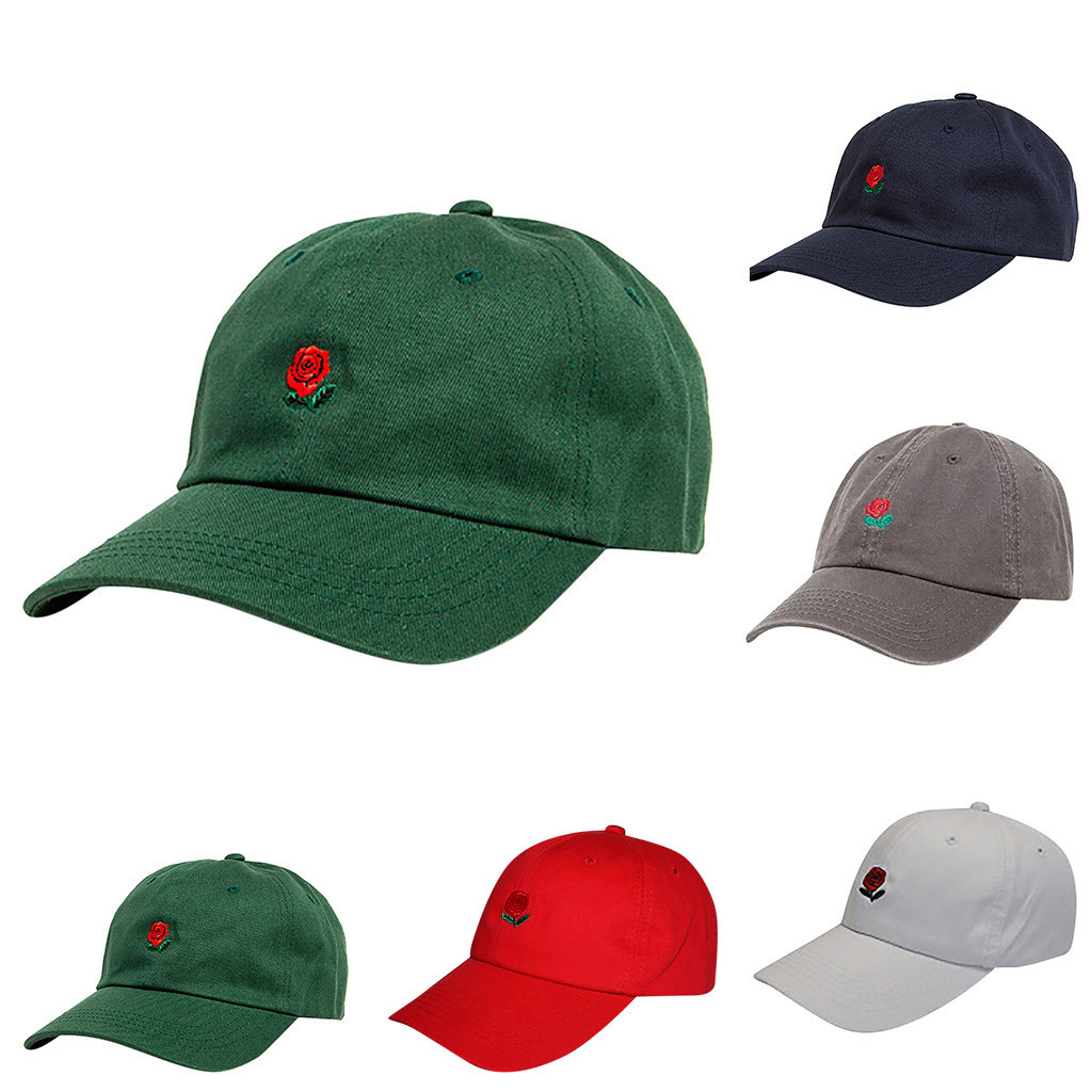 1cefaa2a Hot Sale] 1PC Unisex Adjustable Baseball Caps Casual Solid Color Hip ...