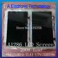 LP154WP4-TLA1 LTN154BT08 LCD Screen For Apple Macbook pro 15'' A1286 LCD Screen Early of 2008 End of 2008 Replacement
