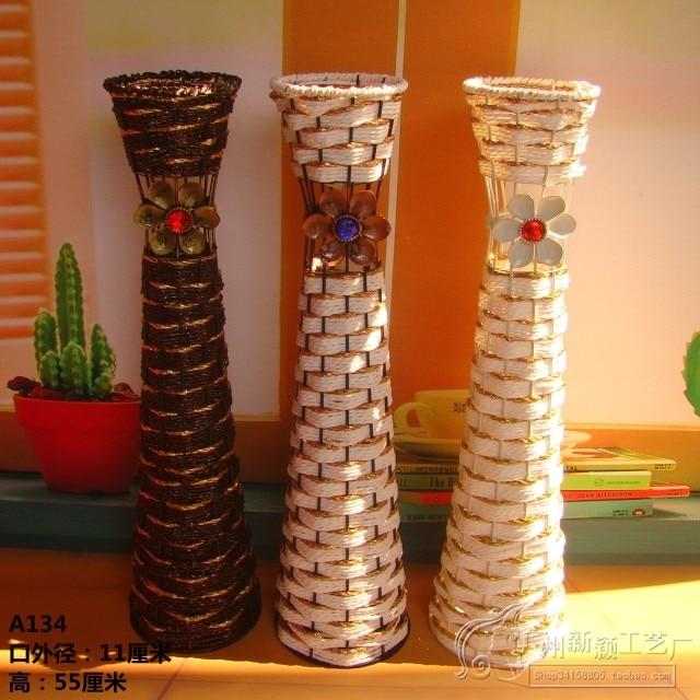 Aliexpress Buy Hot Selling Fashion Vase Iron Flower Floor Vase