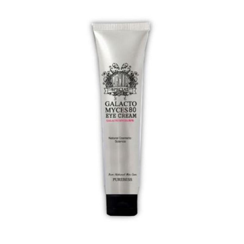 Korean Cosmetics PUREBESS Galactomyces 80 Eye Cream 50ml Eye Care Faced Instantly Ageless Anti Wrinkle Remove Dark Circle Cream