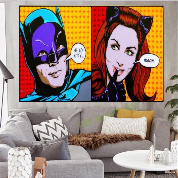 Silk Poster Wall Decor Art Print Proxy Paige