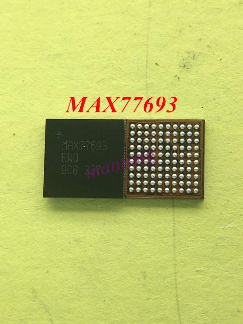 2pcs-20pcs For Samsung I9300 s3 N7100 note 2 small power management IC MAX776932pcs-20pcs For Samsung I9300 s3 N7100 note 2 small power management IC MAX77693