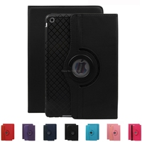 New Slim Fit Smart Rostation Case For IPad 2 3 4 With PU Leather Soft Silicone