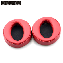 SHELKEE Replacement Ear Pad Cushion Cups Ear Cover Earpads Repair Parts for SONY MDR-XB950BT XB950N1 Headphone sony mdr xb950bt