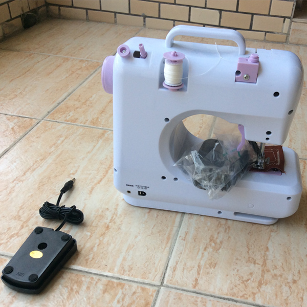 Household Multifunction Mini Electric Sewing Machine Tabletop Inspiration Table Top Sewing Machine
