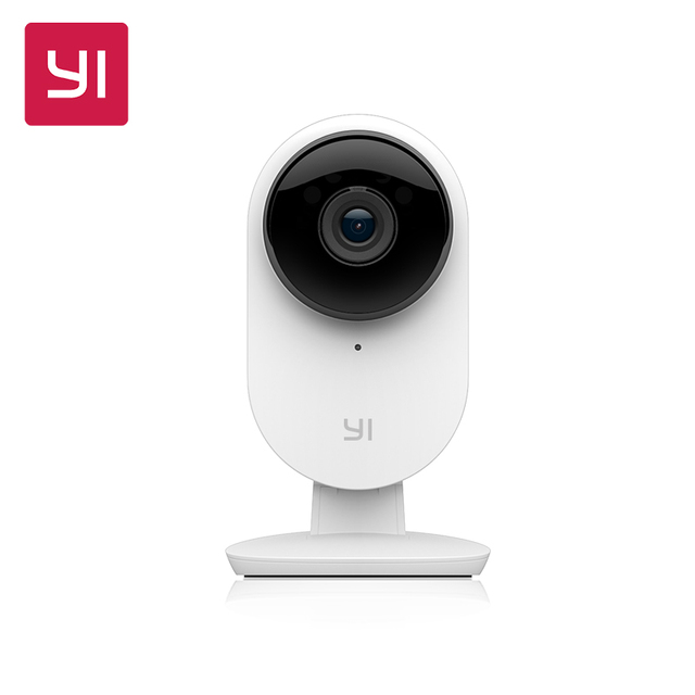 [EU] Spain Stock Xiaomi YI Home IP Camera HD 720P Night Vision CCTV Camera Wifi Wireless Camera Video Webcam Motion Detection