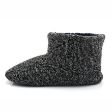 Foreign indoor floor slippers home wool shoes thick warm waterproof cotton shoes slip male big yards Specials