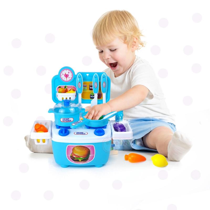 Aliexpress.com : Buy Kids Kitchen Toys Pretend Play ...