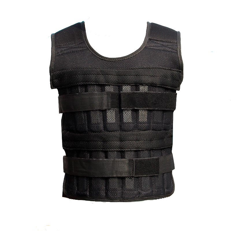 fitness equipment weighted vest gym accessories plus size