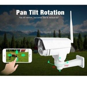 Image 4 - 1080P PTZ מצלמה 3G 4G כרטיס ה SIM מצלמה Bullet מצלמה חיצוני אלחוטי IR 50M 10X זום אוטומטי פוקוס עדשת טלוויזיה במעגל סגור מצלמת