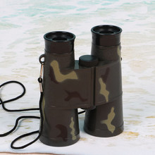 Telescope Binoculars Camouflage Outdoor Technology Military Equipment Model Learning Education Adjustable Toys For Children Kids(China)