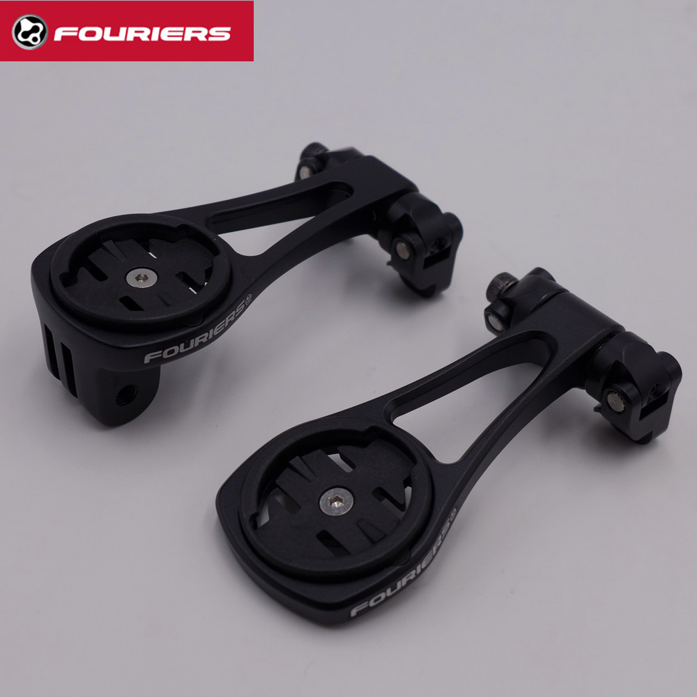 FOURIERS HA S021 S022 Bike Bicycle Computer Mount Handlebar Stem Holder For Garmin GPS Edge MIO Gopro