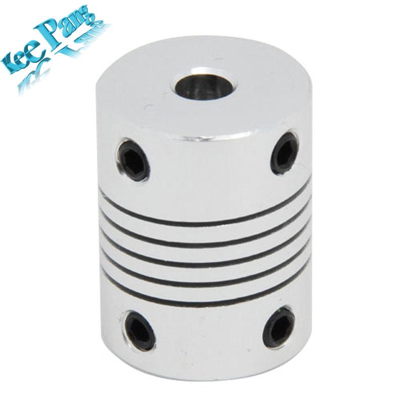 3d printer stepper motor 5x5x25mm flexible coupling for Stepper motor shaft coupling coupler