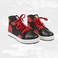 Akatsuki Clouds Printed Unisex Shoes