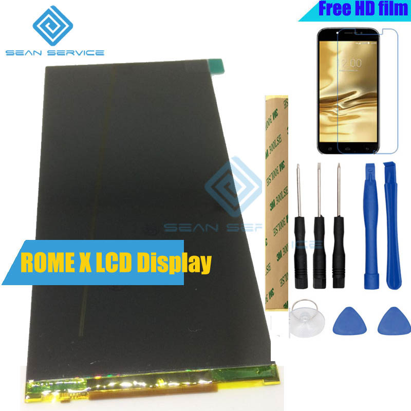 For UMi Rome X LCD Display Digitizer Assembly Replacement LCD Display For UMI ROME X Smartphone