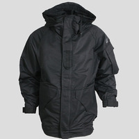 SouthPlay Spring & Autumn Season Waterproof Coat Rain Military Black Jackets For Wind Stopper