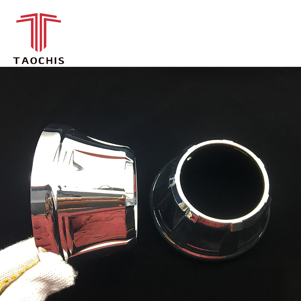 TAOCHIS ReStyling Automobiles Shroud Mask for 3.0 inch HELLA 3R G5 3/5 Koito Q5 Bi Xenon Projector Lens A typeTAOCHIS ReStyling Automobiles Shroud Mask for 3.0 inch HELLA 3R G5 3/5 Koito Q5 Bi Xenon Projector Lens A type