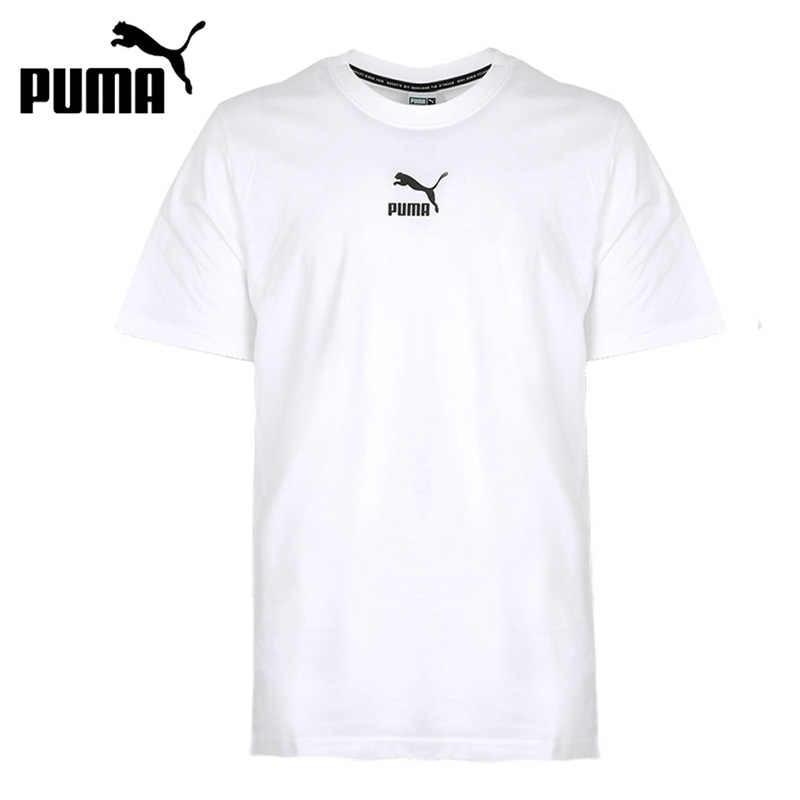 tetraedro reptiles tubo  PUMA Camiseta deportiva de manga corta para hombre|Camisetas de  monopatinaje| - AliExpress