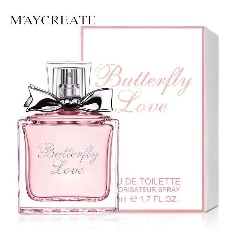 MayCreate 50ml Women Perfume Fresh Elega
