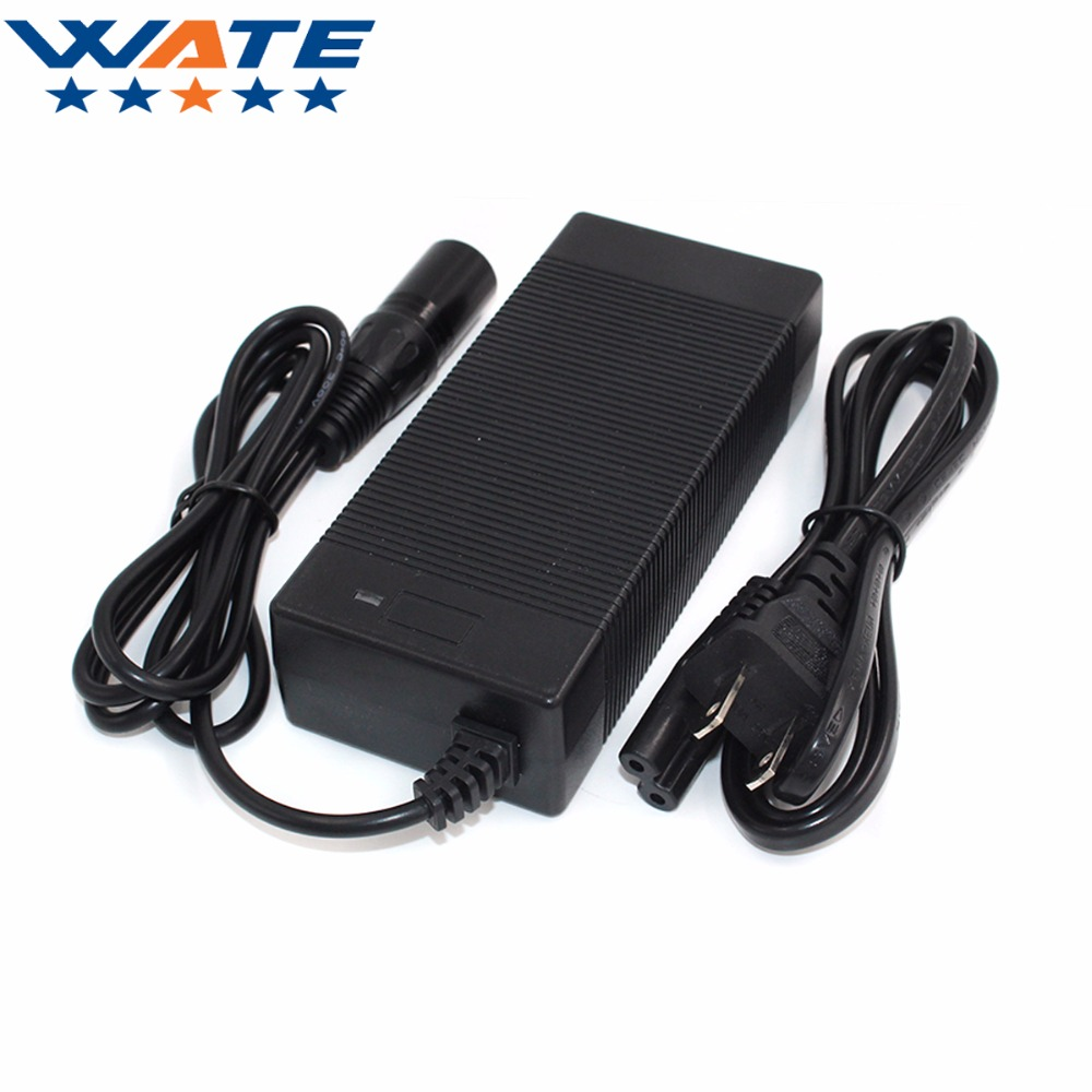 43.8v 2a Charger 12s 36v Li-ion Electric Bike Battery 38.4v Lifepo4 Battery Charger Input 110-220v Free Shipping Delaying Senility Chargers