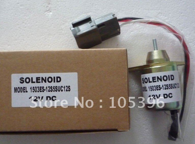 ФОТО Shut down Solenoid for 119653-77950+fast cheap shipping by DHL/Fedex/UPS express