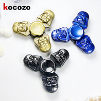 Fidget Spinner Metal Fashion Finger Spinner Fidget Toys Anti Stress Kids Gifts Top Hand Spinner Toy