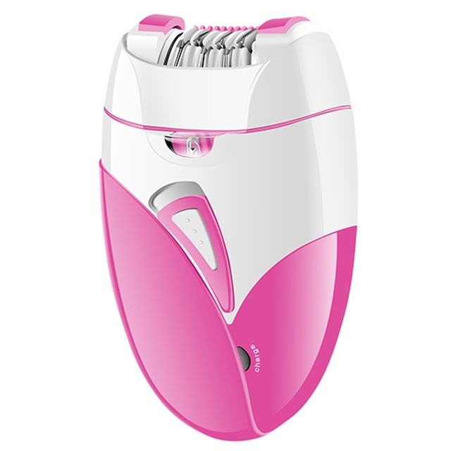 Surker 100 240V Rechargeable Women Epilator Electric Female Epilator For Face Remover Hair Removal Bikini Trimmer Legs Body De