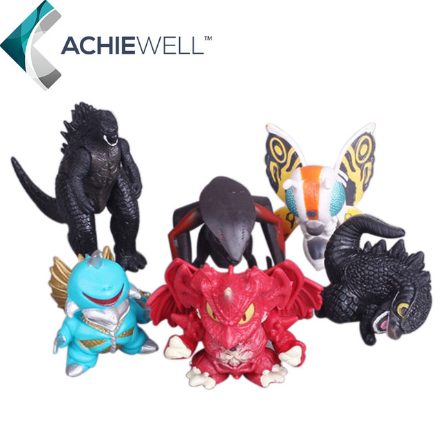Sale Cute Godzilla Muto Pvc Action Figures Collectible Movie Model