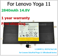 genuine 2840mAh laptop battery For Lenovo IdeaPad Yoga 11/11S Ultrabook Series Laptop