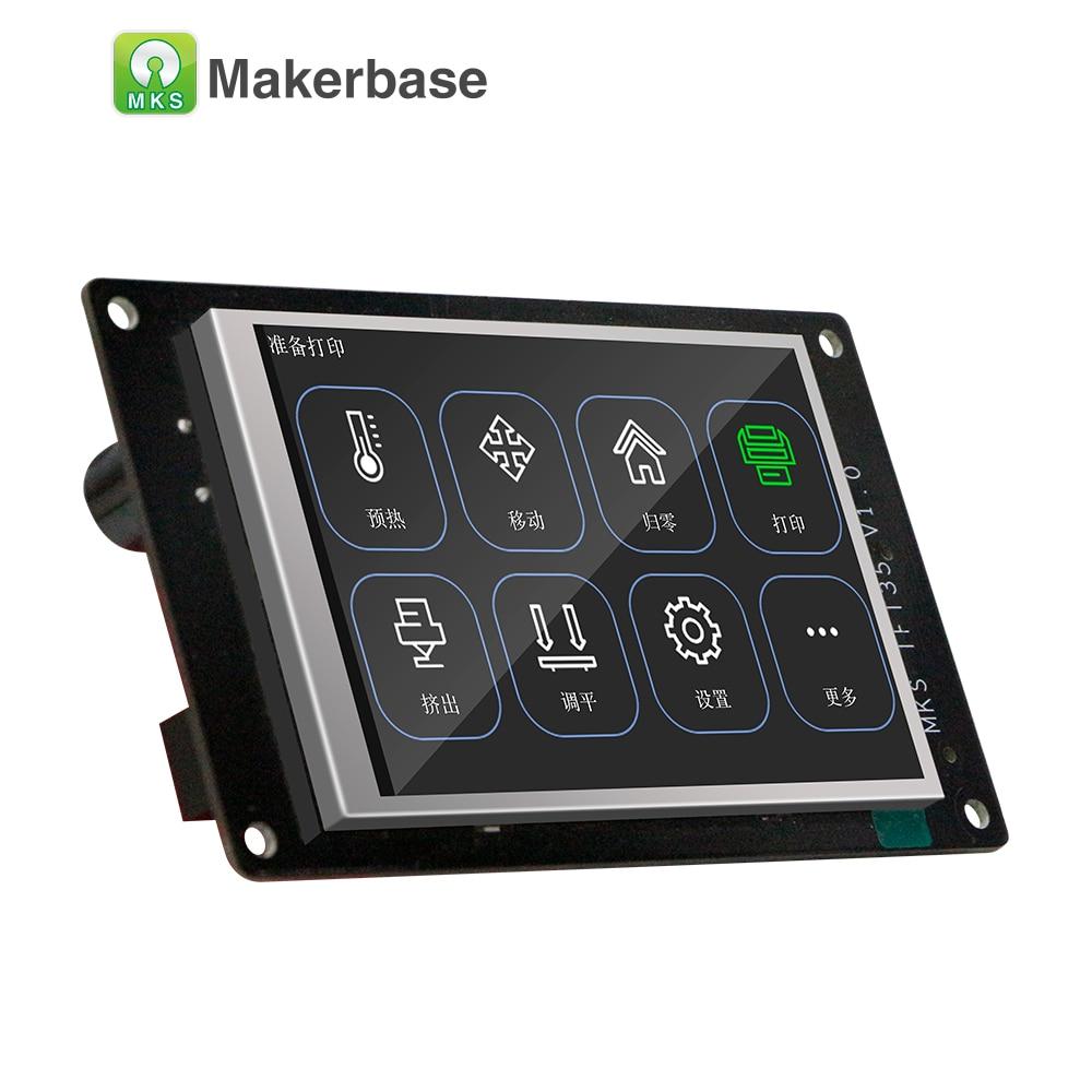 Nouveau 3d imprimante affichage MKS TFT35 V1.0 écran tactile 3.5 pouces LCD panneau 3.5 ''TFT moniteur polychrome creen coloré displayer - 4