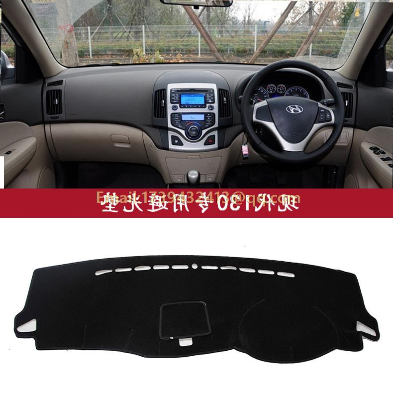 Fits Hyundai Equus 2011-2013 Carpet Dash Board Cover Mat Black