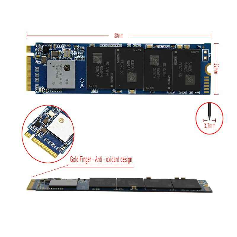 Goldenfir M.2 SSD pcie 120 GB 128 gbhard диск NVMe M.2 PCI-e N960 240 ГБ 256 ГБ 480 ГБ 512 ГБ SSD для lenovo Y520/Hp/acer ноутбук