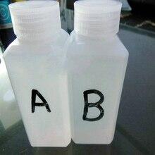 Vilaxh アクティベーター a と b 各 100 ミリリットル hydrographics フィルム活性化剤水転写印刷水転写