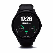 Hot sale NO 1 D5 Smart Watch IPS Dual Core Sync Bluetooth Wifi GPS Pedometer Heart