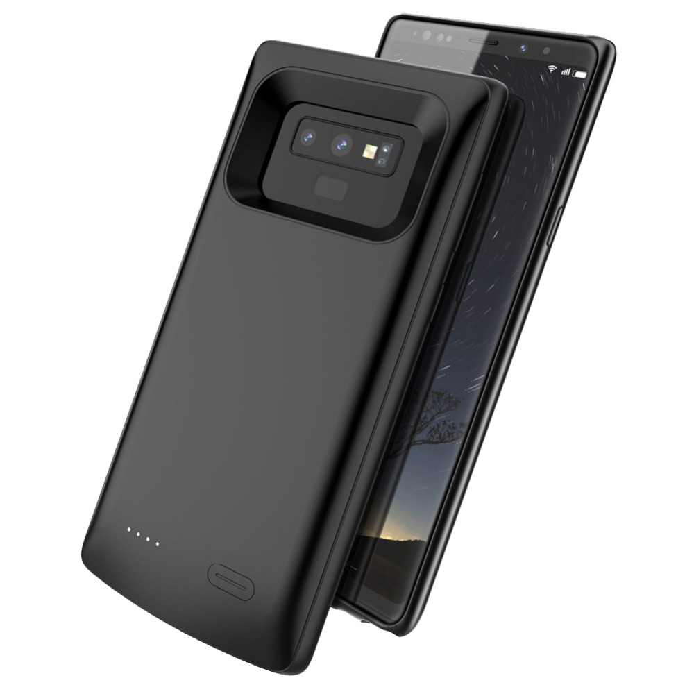 Fast charge For Samsung Galaxy Note 9 Battery Case 5000 mah External Charger Cover Power Bank For Samsung Note 9 Battery Case (3)