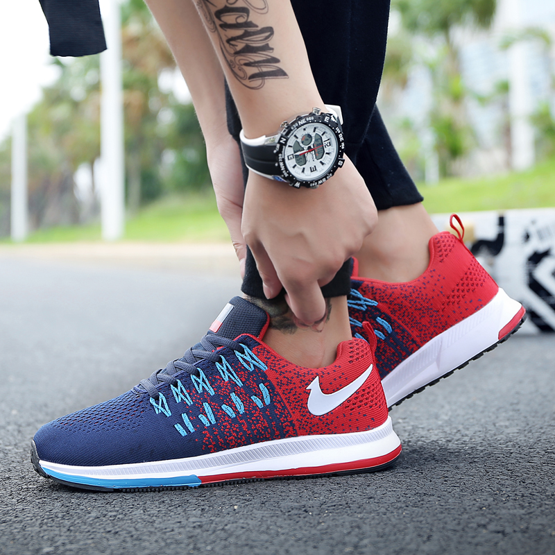 Official Basketball Shoes Men Women Sneakers 87 SE Knitted Fly Massage Kids Boys Outdoors Gym 90 Shoes Max 1.0 Size European 45