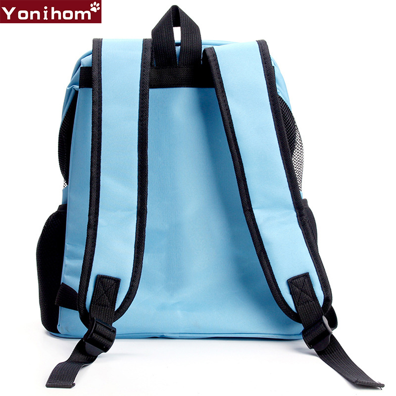 Pet Carrier Fashion Breathable Bag For Dogs Travel Carrying Cat Dog Puppy Comfort Travel Outdoor Shoulder Backpack Portable #4
