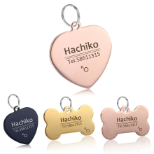 Personalized Dog Collars ID Tags