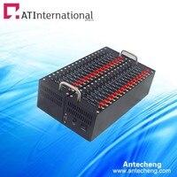 Смс и IMEI Изменить по команде 32 Порты разъёмы GSM модем бассейн MTK multi sim USB пул модем