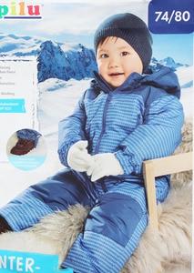 Image 2 - 아기 가을/봄 장난 꾸러기 패딩 원피스 어린이 키즈 점프 슈트 3months 2years, overalls (moq: 1 pc)