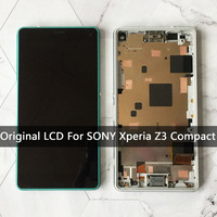 4 6 Replacement For Sony Xperia Z3 Compact Lcd D5803 D5833 Original Touch Screen Display Digitizer