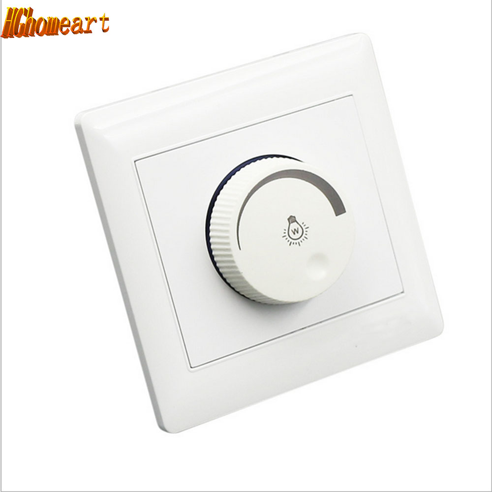 dimmer led 220v switch for dimmable light bulb lamp silicon controlled rectifier led light wall. Black Bedroom Furniture Sets. Home Design Ideas