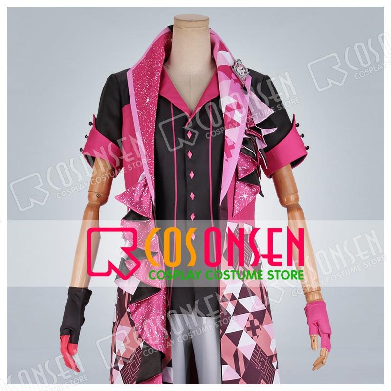 Idolish7 1st LIVE Road To Infinity Kujo Tenn Cosplay Costume new Full Set All Sizes COSPLAYONSEN
